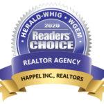 2020 Readers Choice: Realty Agency
